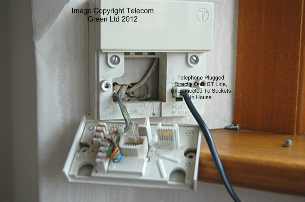 Your Master Socket and How To Avoid A Large Bill - Telecom Green LtdTelecom Green