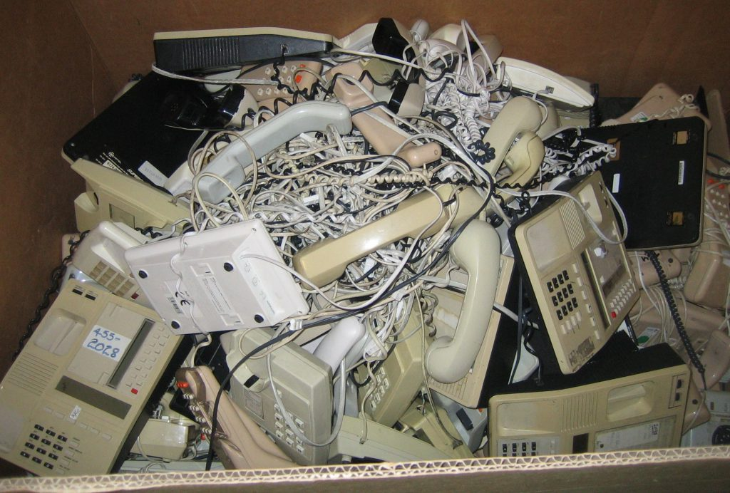 How to Recycle Old Land Line Phones – FAQ