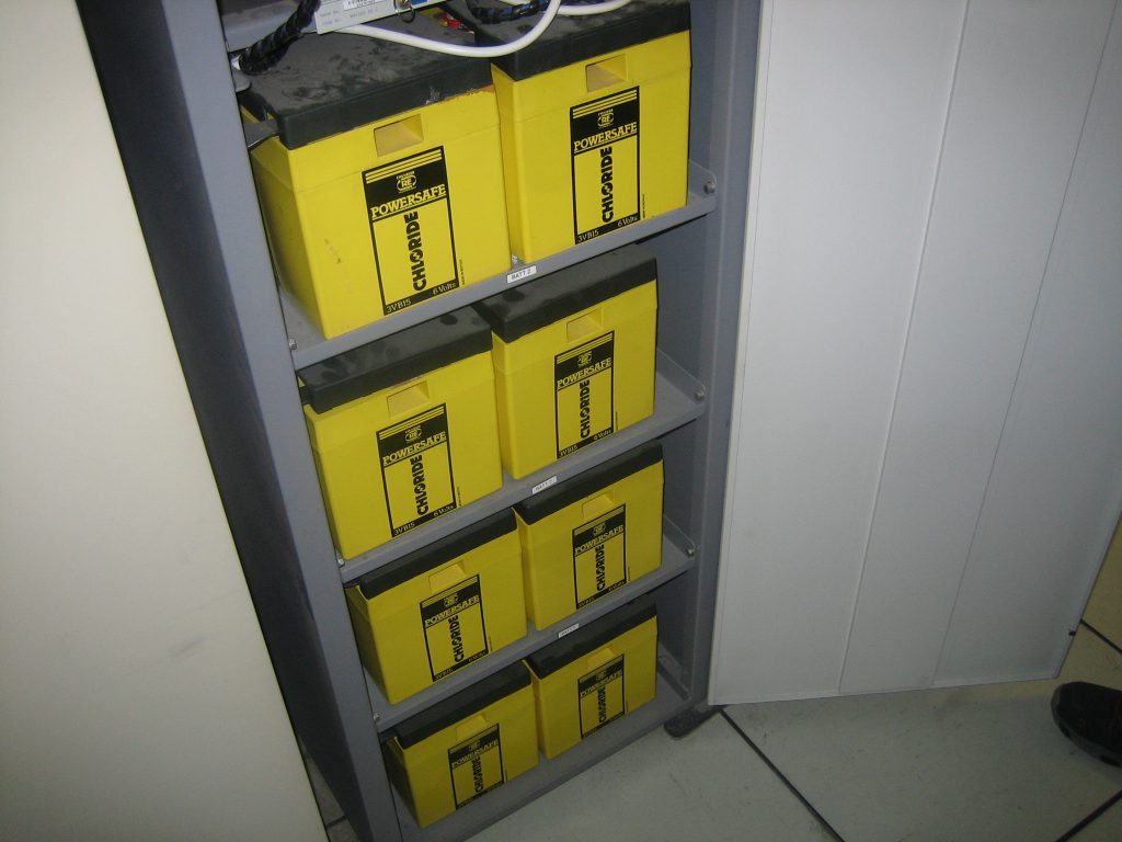 UPS Battery Recycling, and The Secret Life of PABX Standby Power Cabinets