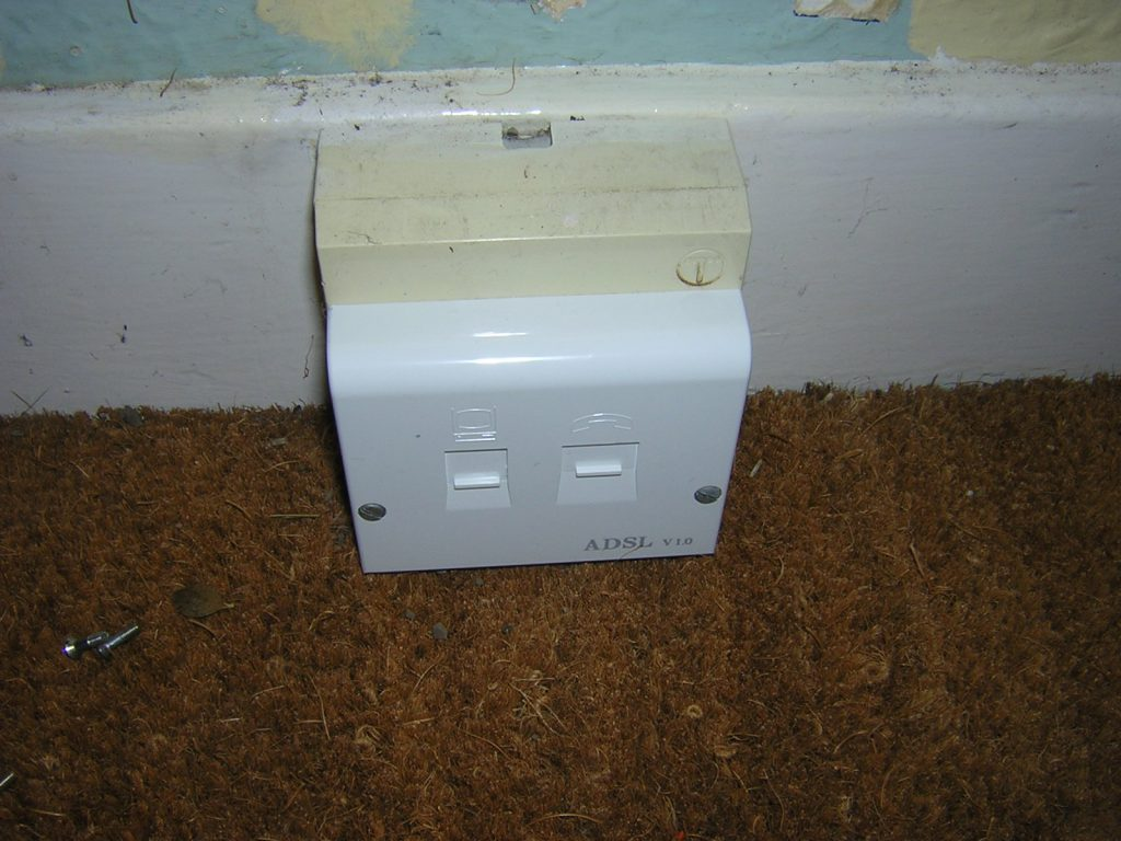 How to Move Your BT Master Socket (Without Actually Moving It) – Advice from a Telephone Engineer