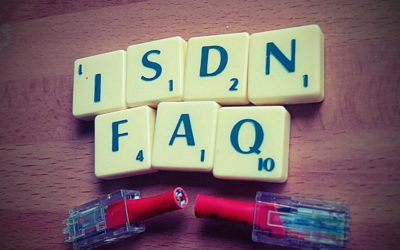 The Great ISDN Switch-Off – Some ISDN FAQ, Reassurance, and Reality