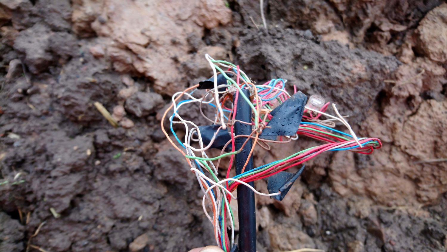 How to Fix Cut Underground Phone Line. An Engineer Shares Advice.